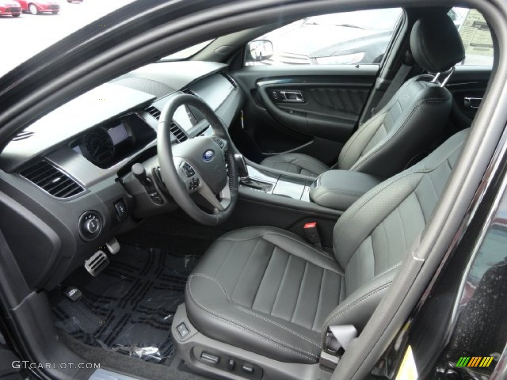 2013 ford taurus sho black edition male models picture