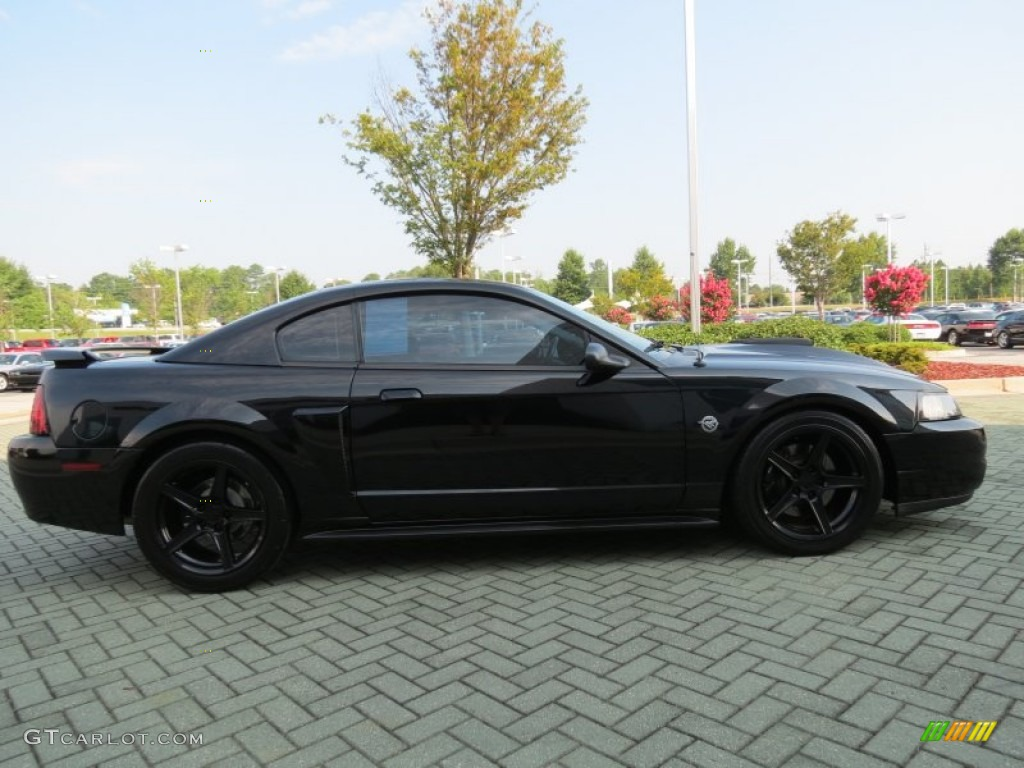 black 2004 ford mustang mach 1 coupe exterior photo 68887611. Black Bedroom Furniture Sets. Home Design Ideas