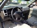 2001 Nissan Xterra Sage Interior Prime Interior Photo