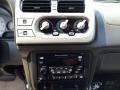 2001 Nissan Xterra Sage Interior Controls Photo