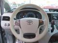 2011 Silver Sky Metallic Toyota Sienna XLE  photo #21