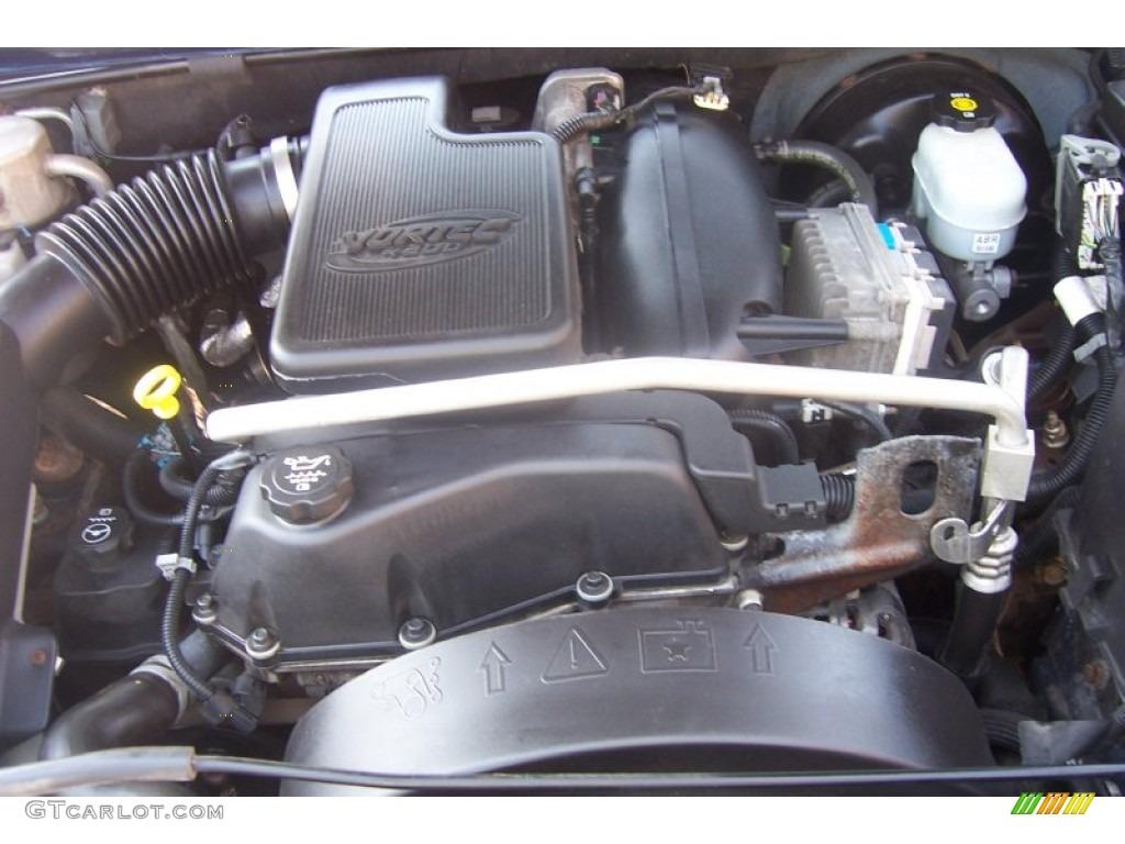 4.2 liter chevy engine specs