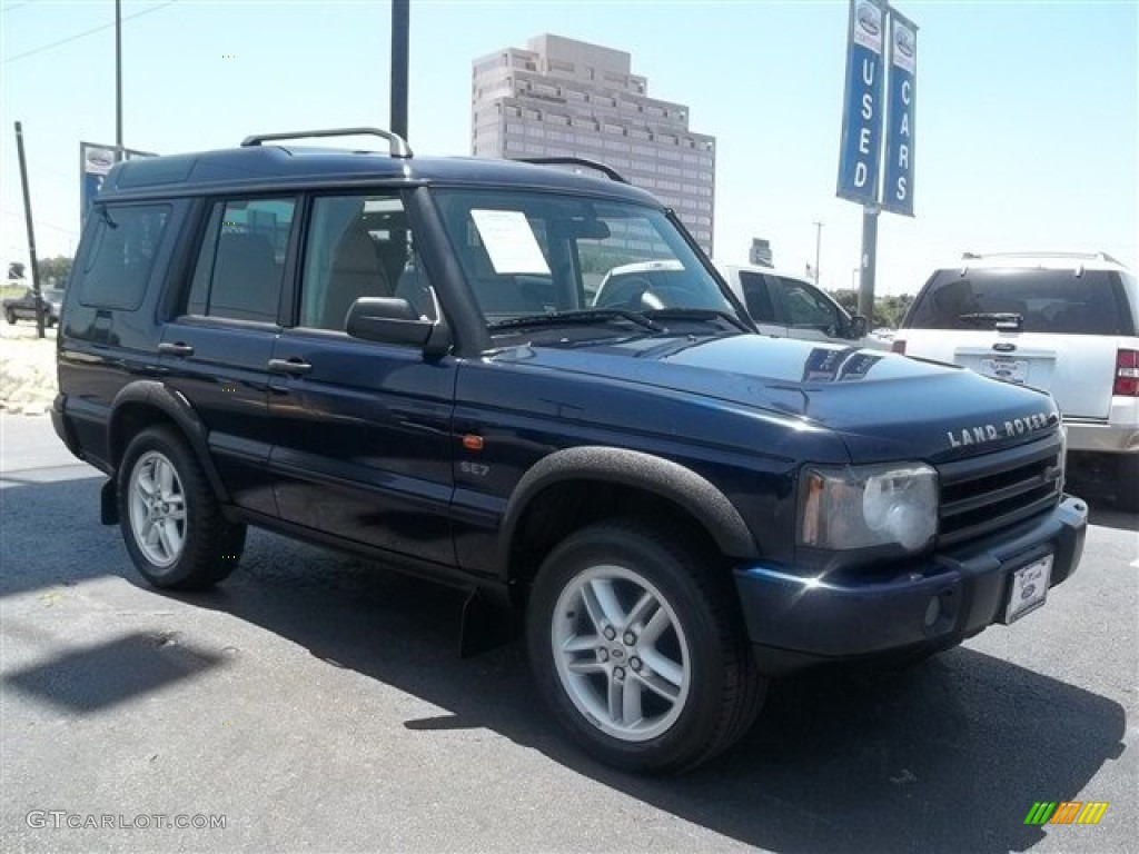 2003 Oslo Blue Land Rover Discovery Se7 68889662 Photo 4