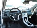 Jet Black/Ceramic White Accents Dashboard Photo for 2013 Chevrolet Volt #68900664