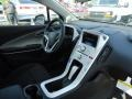 Jet Black/Ceramic White Accents Dashboard Photo for 2013 Chevrolet Volt #68900736