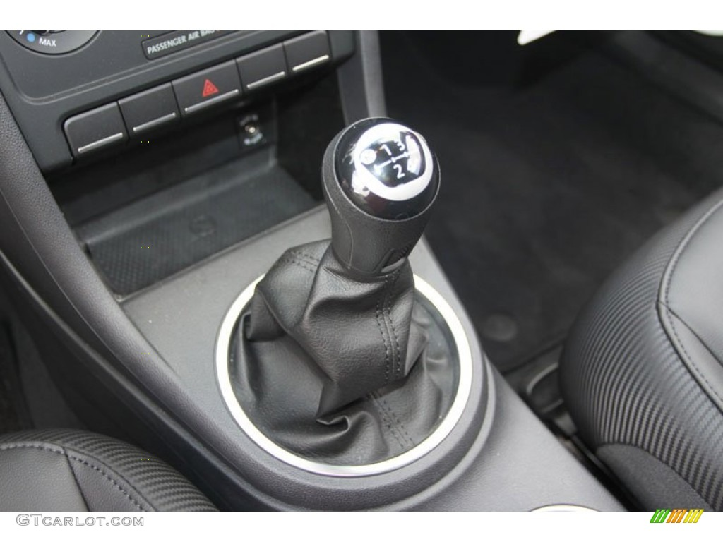 2012 Volkswagen Beetle 2.5L 5 Speed Manual Transmission Photo