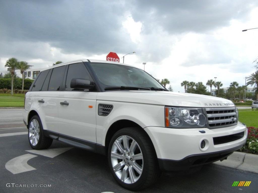 2008 alaska white land rover range rover sport supercharged 68889575 photo 4. Black Bedroom Furniture Sets. Home Design Ideas