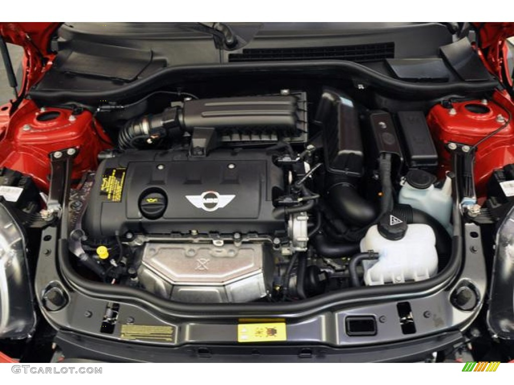2013 mini cooper hardtop 1 6 liter dohc 16 valve vvt 4 cylinder engine photo 68911946. Black Bedroom Furniture Sets. Home Design Ideas