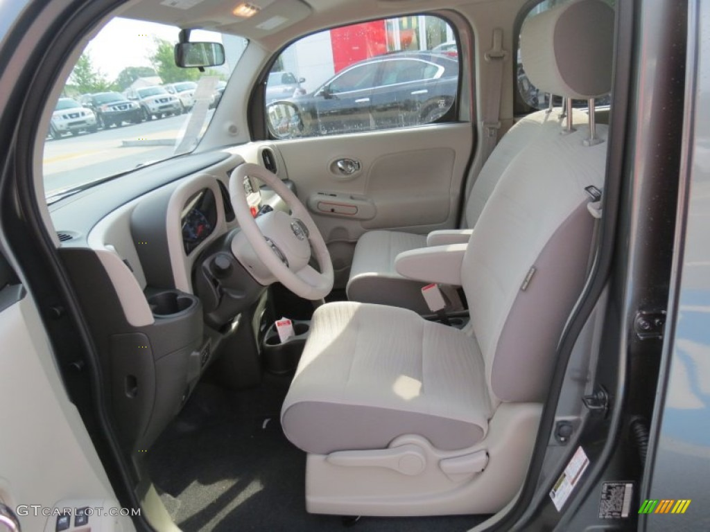 2012 nissan cube 1 8 s interior photo 68914707 for Cube interiors
