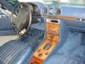 Dashboard of 1986 SL Class 560 SL Roadster