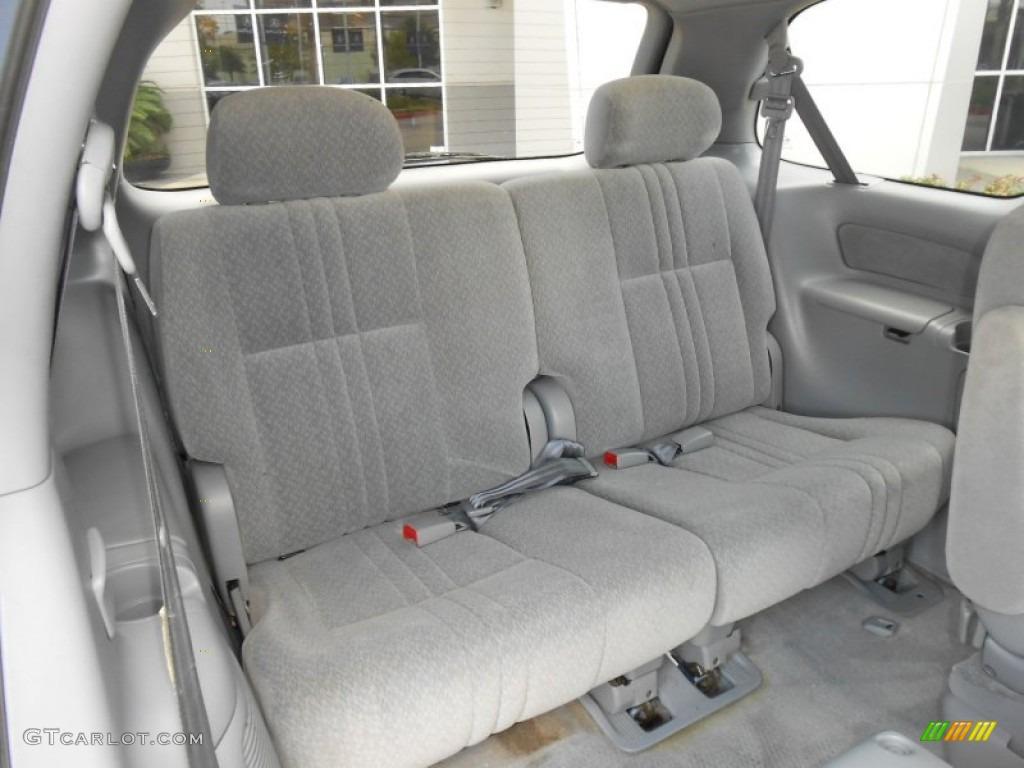 2003 toyota sienna ce rear seat photo 68920917 gtcarlot com gtcarlot com
