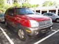 Toreador Red Metallic 2002 Mercury Mountaineer