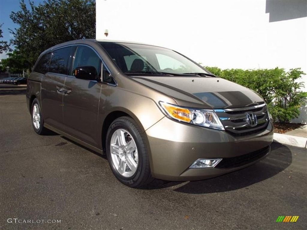 2012 Honda Odyssey Touring Elite Colors