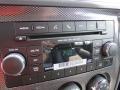 2012 Dodge Challenger Dark Slate Gray Interior Audio System Photo