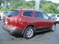 2010 Red Jewel Tintcoat Buick Enclave CXL AWD  photo #6