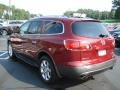 2010 Red Jewel Tintcoat Buick Enclave CXL AWD  photo #8