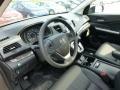 2012 Urban Titanium Metallic Honda CR-V EX-L 4WD  photo #15