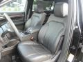 Front Seat of 2013 MKT Town Car Livery AWD