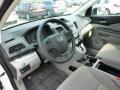 2012 Taffeta White Honda CR-V LX 4WD  photo #15