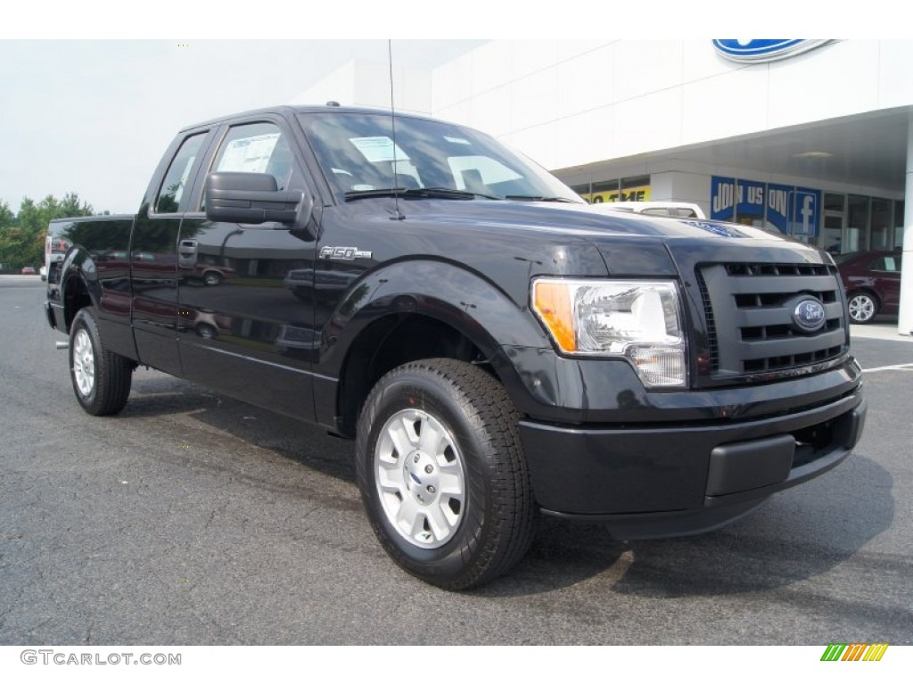 2012 ford f150 stx supercab exterior photos. Black Bedroom Furniture Sets. Home Design Ideas