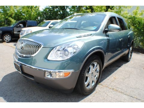 2009 Buick Enclave CXL AWD Data, Info and Specs