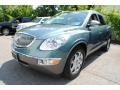 2009 Silver Green Metallic Buick Enclave CXL AWD  photo #1