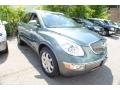 2009 Silver Green Metallic Buick Enclave CXL AWD  photo #6