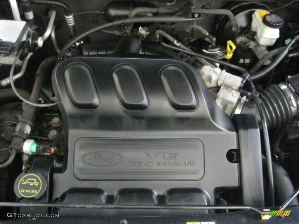 2004 Ford Escape Xlt V6 3 0l Dohc 24 Valve V6 Engine Photo