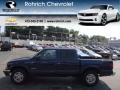 Indigo Blue Metallic 2002 Chevrolet S10 Gallery