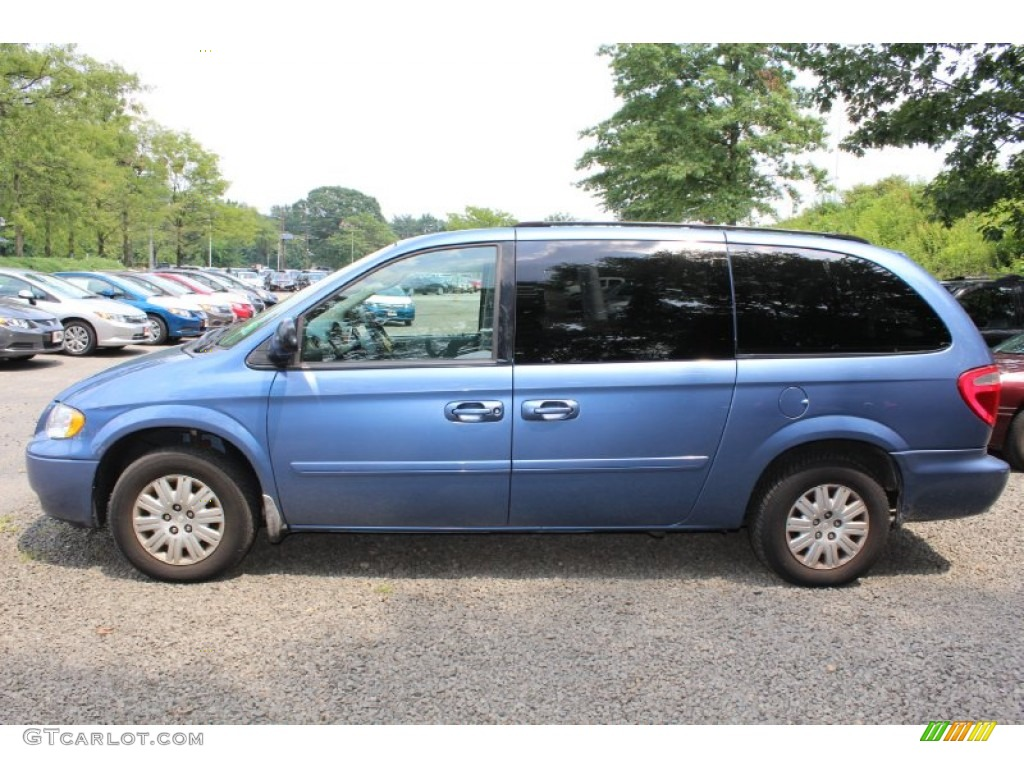 2007 marine blue pearl chrysler town country lx. Black Bedroom Furniture Sets. Home Design Ideas