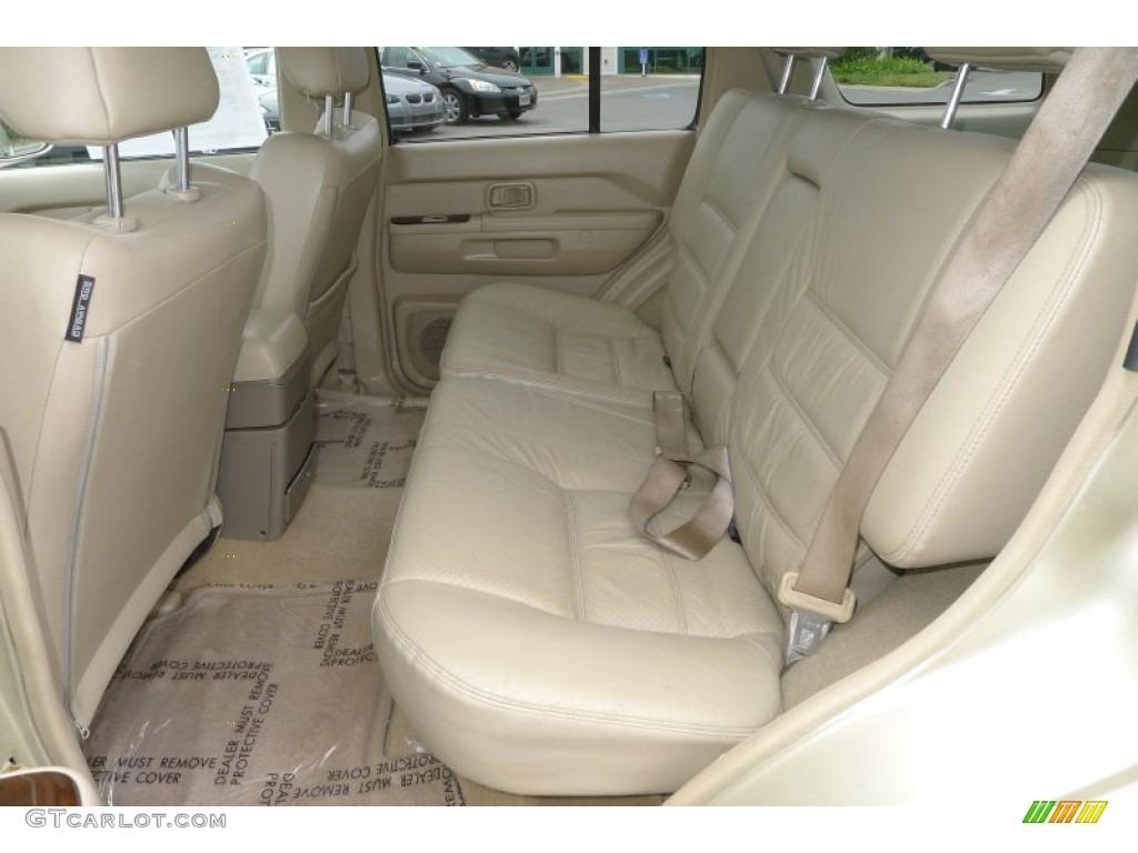 2002 Nissan Pathfinder Le Interior Color Photos