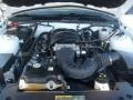 2007 Performance White Ford Mustang GT Premium Convertible  photo #28