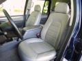 2004 Ford Explorer Graphite Interior Front Seat Photo