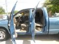 2002 Atlantic Blue Pearl Dodge Ram 1500 ST Quad Cab  photo #15