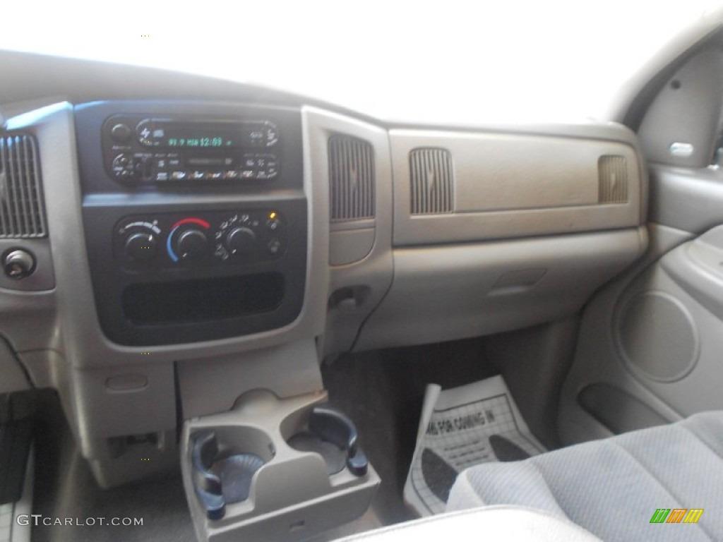 2002 Ram 1500 ST Quad Cab - Atlantic Blue Pearl / Dark Slate Gray photo #19
