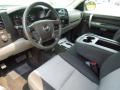 2008 Chevrolet Silverado 1500 Dark Titanium Interior Prime Interior Photo