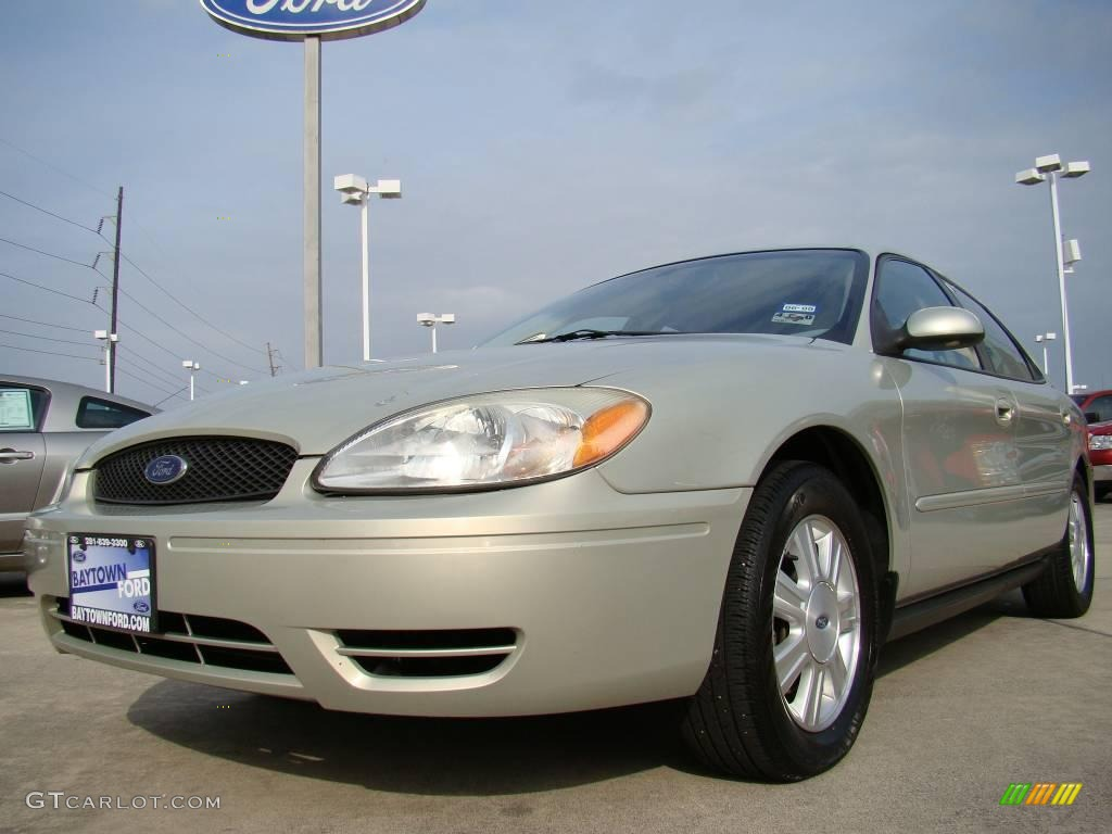2005 ford taurus colors