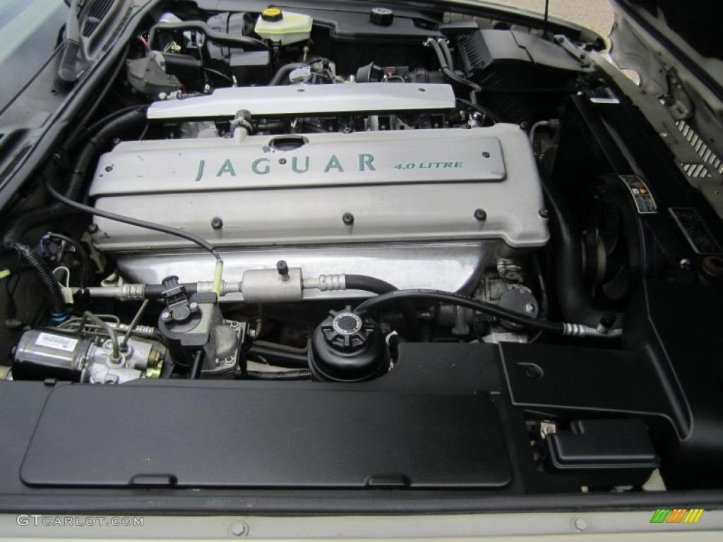 1995 Jaguar Xj Xj6 Engine Photos