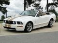 Performance White 2006 Ford Mustang Gallery