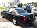 Sable Black 2002 Cadillac DeVille DTS Exterior