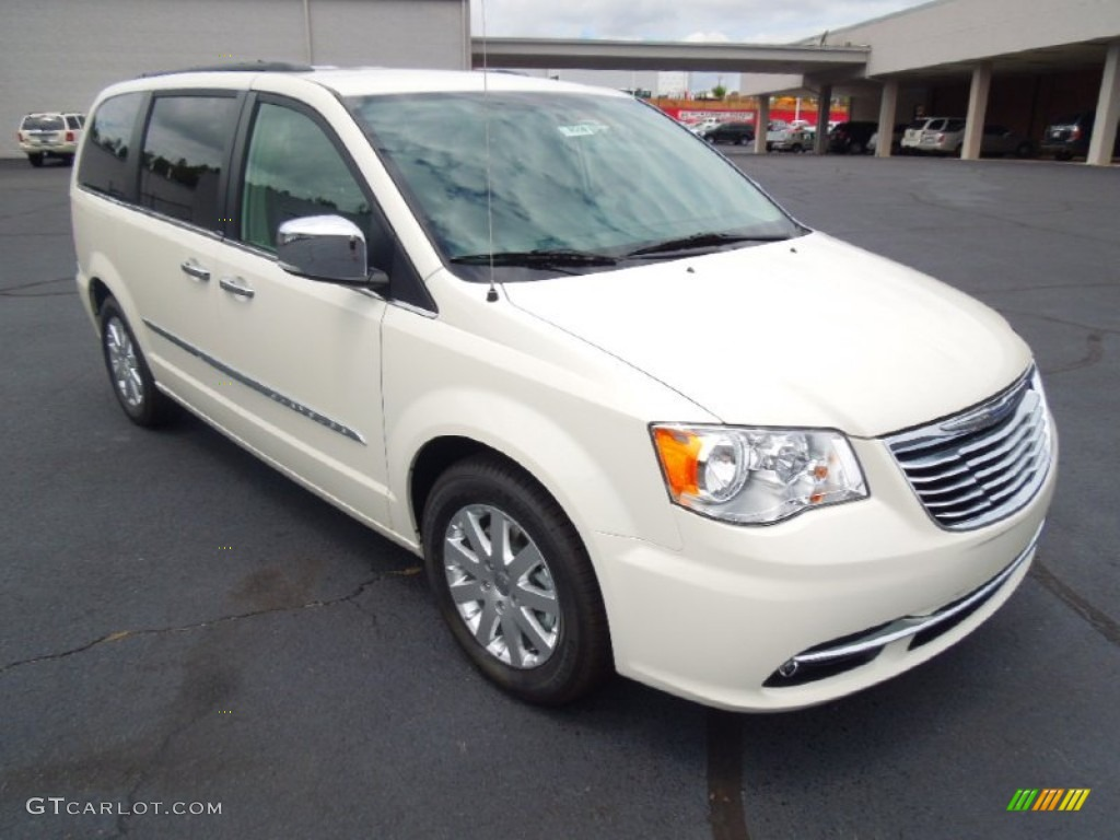 stone white 2012 chrysler town country touring l. Black Bedroom Furniture Sets. Home Design Ideas