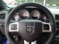 Dark Slate Gray Steering Wheel Photo for 2012 Dodge Challenger #68992645