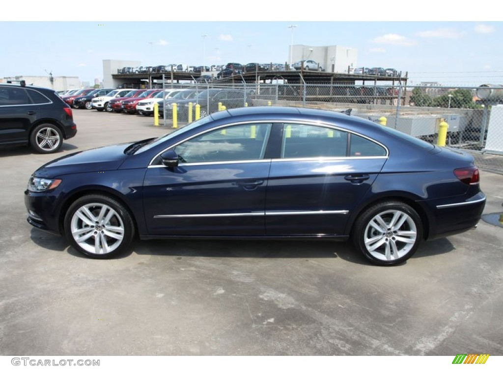 night blue metallic 2013 volkswagen cc lux exterior photo. Black Bedroom Furniture Sets. Home Design Ideas