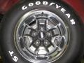 1970 Oldsmobile 442 W30 Wheel and Tire Photo