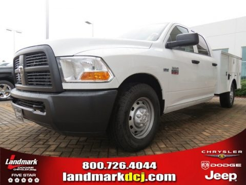 2012 dodge ram 2500 hd st crew cab utility truck data info and specs. Black Bedroom Furniture Sets. Home Design Ideas