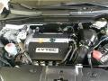 2009 Taffeta White Honda CR-V EX 4WD  photo #7