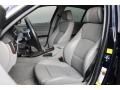 Grey 2007 BMW 3 Series Interiors