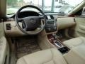 2009 Cadillac DTS Shale/Cocoa Interior Prime Interior Photo