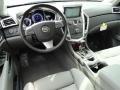 Titanium/Ebony 2012 Cadillac SRX Interiors