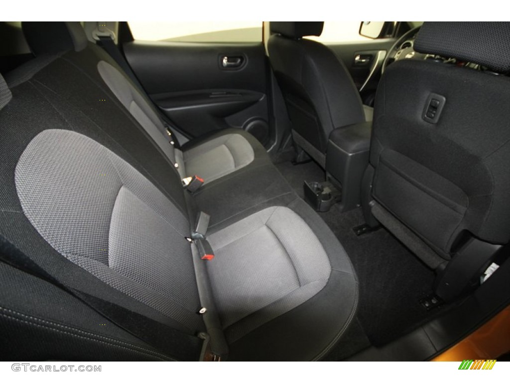 Gray Interior 2008 Nissan Rogue Sl Photo 69012187
